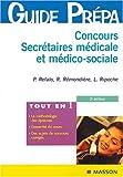 Concours Secrétaires médicale et médico-sociale...