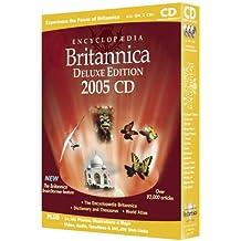 Encyclopedia Britannica 2005 Deluxe CD
