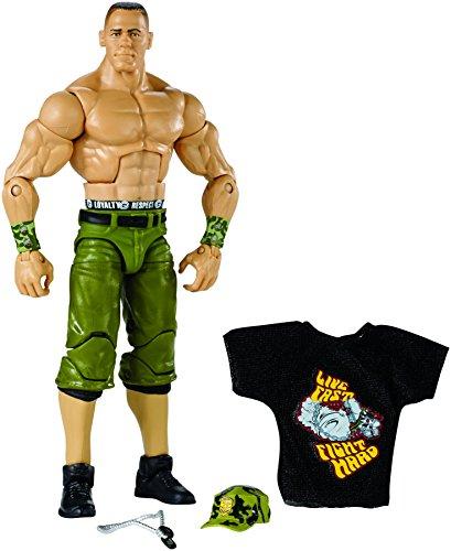 WWE – WrestleMania – John Cena – Elite Actionfigur