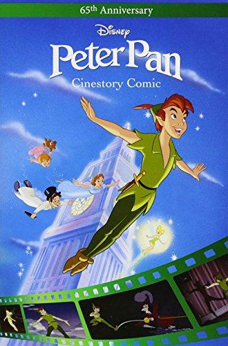 Disney Peter Pan Cinestory Comic por Disney