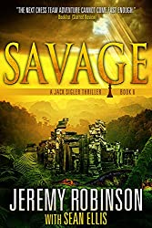 Savage (A Jack Sigler Thriller Book 6) (English Edition)