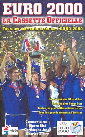 Euro 2000 : La cassette officielle UEFA [VHS]