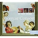Coffret Ricercar Consort Vocal