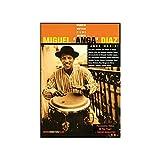 """Miguel """"Anga"""" Diaz -- Anga Mania!: The Past, Present, and Future of Conga Playing, DVD"""