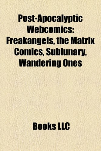 Post-apocalyptic Webcomics