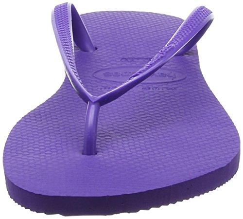 Havaianas Zehentrenner Slim Violett (Purple 9461)