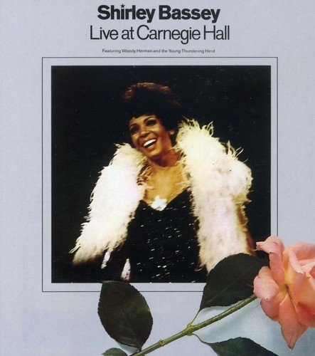 Live at Carnegie Hall (Shirley Bassey-cd)