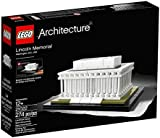 LEGO Architecture 21022: Lincoln Memorial