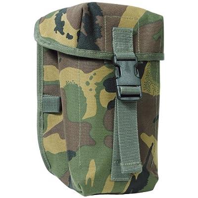 Kombat Pochette pour bouteille d'eau et sac banane de l'armée britannique PLCE DPM Camouflage