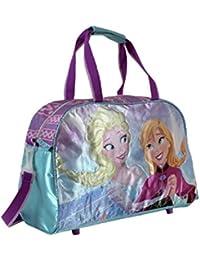 Preisvergleich für Kinder Tasche - Sporttasche - Disney - Die Eiskönigin – Völlig unverfroren - Anna und Elsa - Kindertasche