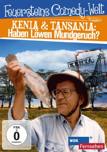 Feuerstein in Ostafrika (2 DVDs)