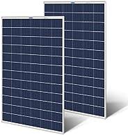 Luminous Poly Crystalline Solar Panel 330 Watt- 24 Volt (Pack of 2 Panels)