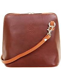 30243929b9b01 Primo Sacchi italienische weiche Leder Hand Klein gemacht Micro Kreuz  Körper Tasche oder Umhängetasche Tasche. Enthält eine Marken…