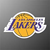 Autocollant Los Angeles Lakers Basket NBA sticker