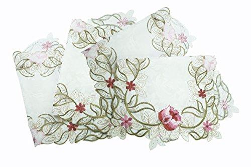 sin-marca-42cmx29cm-mantel-bordado-calado-de-pequenas-flores-rojas-tapiceria-para-boda-casa-4-unidad