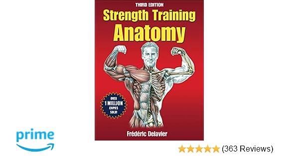Strength Training Anatomy (Sports Anatomy): Amazon.co.uk: Frederic ...