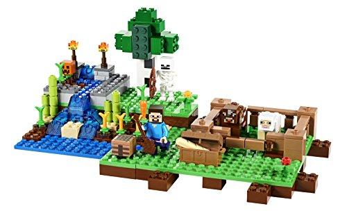 LEGO-21114-Minecraft-La-granja-multicolor