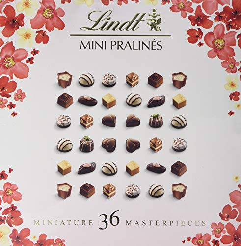 Lindt Mini Pralines Chocolate Gift Box