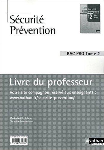 Droit BTS 1re année : Livre du professeur de Marie-Hélène Bonifassi ( 7 août 2009 )
