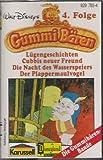 Gummibären 4. Folge: Lügengeschichten, Cubbis neuer Freund, Die Nacht des Wasserspeiers, Der Plappermaulvogel