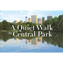Quiet Walk in Central Park: Exploring the Beauty of a New York Treasure