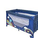 Tuc Tuc Enjoy & Dream - Cuna de viaje, niños, color azul