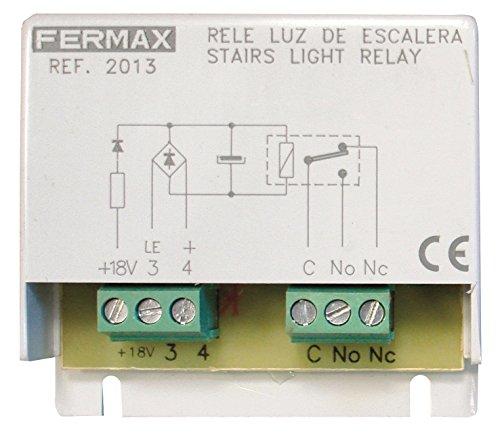 Fermax 2013–RELE for Lighting suplem. Scene or Ladder