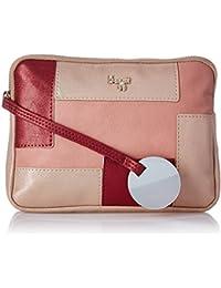 Baggit Women's Cosmetic Bag (Rose)