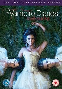 The Vampire Diaries - Season 2 [UK Import]