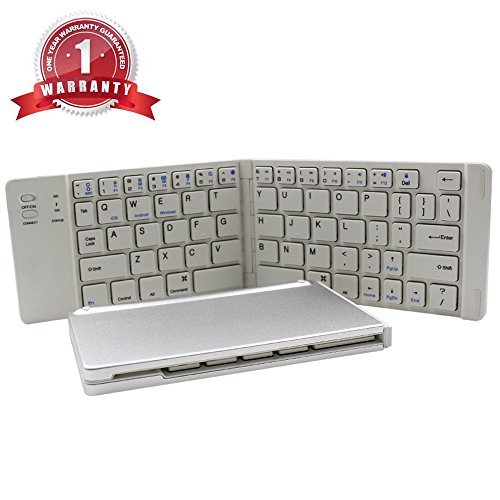 IKOS Teclado Bluetooth Plegable