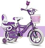 Geekbot Vélo Enfant Fille 14 Pouces - Velo Enfant...
