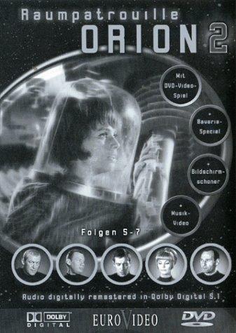 Orion - Folgen 5-7