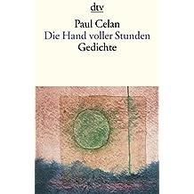 Die Hand voller Stunden: Gedichte (dtv Literatur)