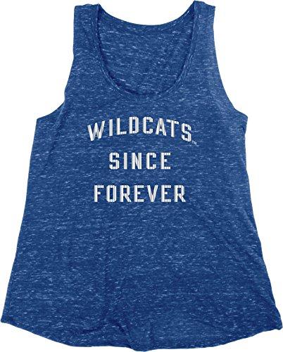 Blue 84 NCAA Kentucky Wildcats Damen Konfetti-Tulpen-Tankshirt, Größe M, Königsblau
