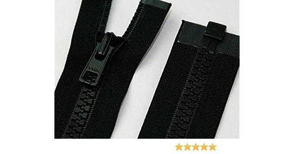 YKK Reißverschluss Vislon® wasserabweisend teilbar 5 mm 65 cm