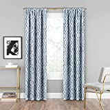 Eclipse Curtains Eclipse Single Window Curtain, Robins Egg - Best Reviews Guide