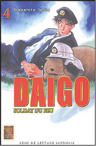 Daigo, soldat du feu