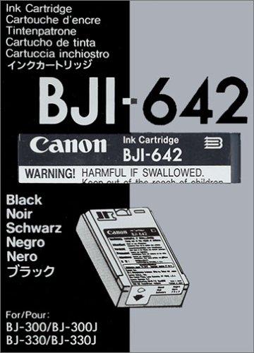 Canon BJI-642 Cartouche d'encre d'origine Noir