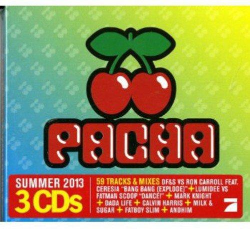 Zoom IMG-3 pacha summer 2013 3 cd