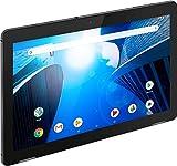 TREKSTOR SURFTAB B10, Tablet (10,1 Zoll HD IPS Display, Quad-Core, 2 GB RAM, 32 GB Speicher, WiFi, Android 8.1) schwarz