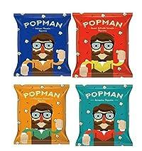 POPMAN Popcorn Mix Pack of 20 [5x4] [20 GMS Each]