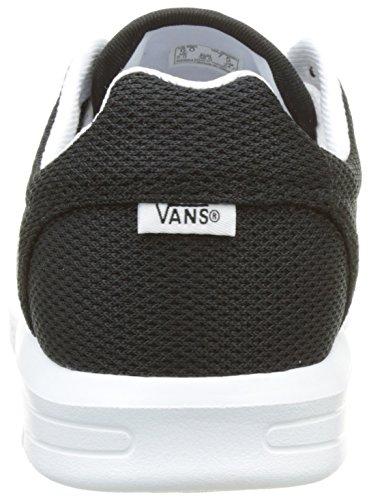 VansUa Iso 1.5 - Scarpe da Ginnastica Basse Unisex adulti Nero (Black/true White)