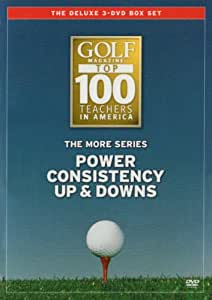 Golf Magazine Top 100 Teachers - the More Series [Import anglais]