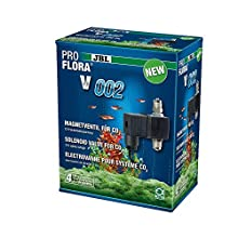 JBL PRO Flora v002 2 - Valvola Magnetica silenziosa per Controllare l'alimentazione di CO2 negli acquari, 12 V 64463