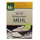 biozentrale Kichererbsenmehl, 2er Pack (2x 400 g)