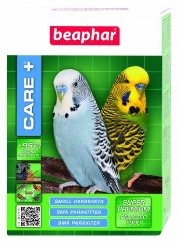 Beaphar Care + kleine Sittiche Pellet Lebensmittel 250g
