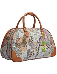 Leather Travel Duffels  Buy Leather Travel Duffels online at best ... f5941664b09b8