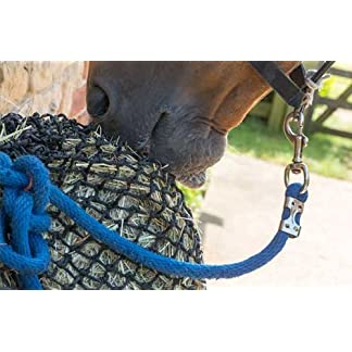 Trickle Net ® - The Most Effective and Strongest Slow Feeder Hay/Haylage Net for your Horse. Recommended by Vets for… 9