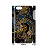 Best OtterBox iPhone 4S Cases - For Man Printing Clock Wheel Phone Shell For Review