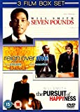 Seven Pounds/Reign Over Me/The Pursuit Of Happyness [DVD]